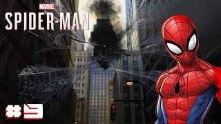 Marvel's Spider - Man   PS4 Gameplay PL   #9 ,,Łapiemy helikopter!''