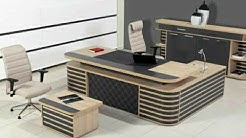 Trendy office table latest design ideas 2019