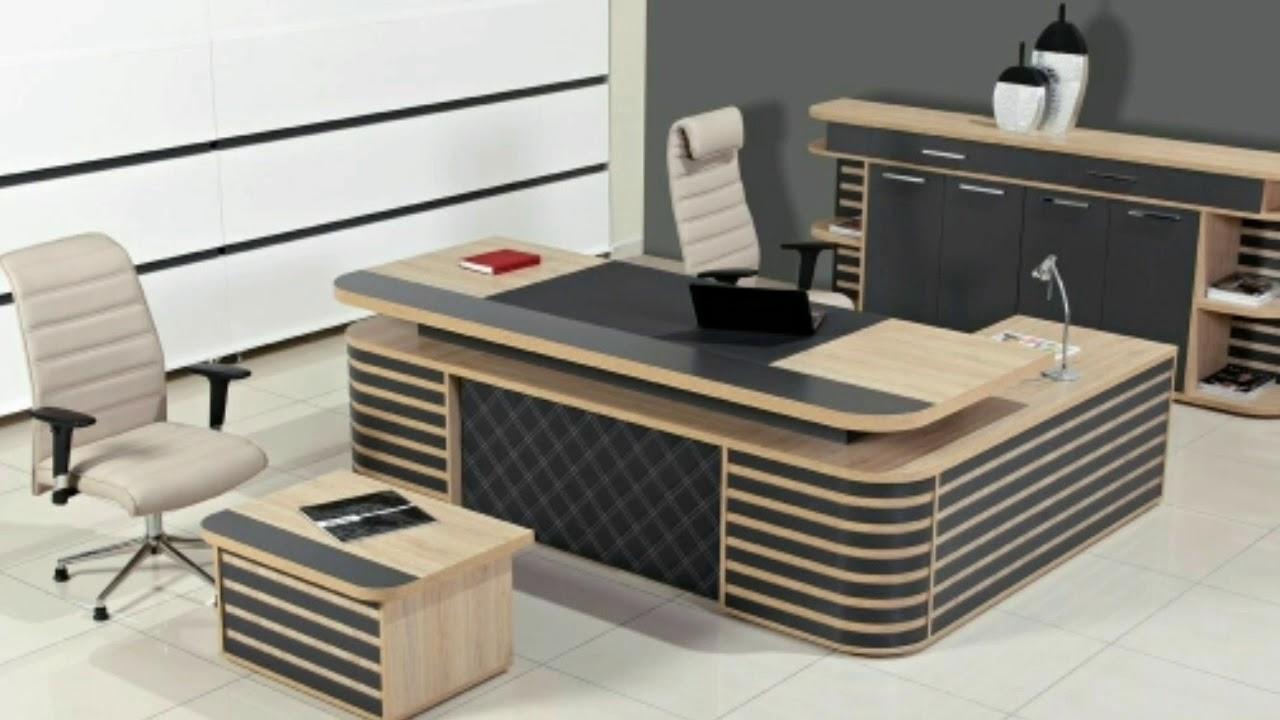Trendy Office Table Latest Design Ideas 2019 Youtube