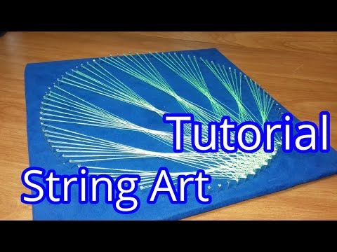 String Art Tutorial | G-Art thumbnail