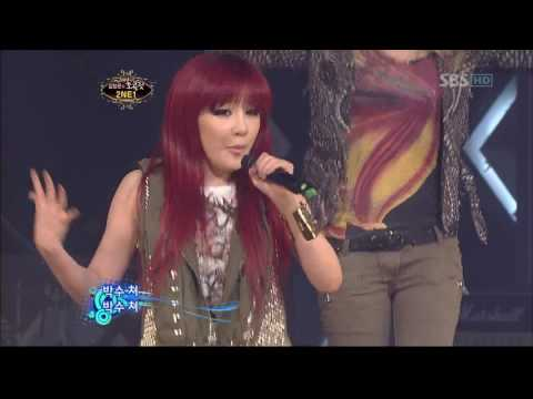 101004 2NE1- Clap Your Hands 박수쳐