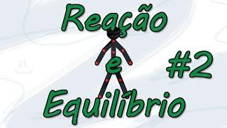 ✌ REAÇÃO E EQUILÍBRIO - Movimentação - Pivot Tutorial (PT/BR) #2