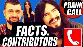 Irish People Try Pranking FACTS CHANNEL Contributors!! thumbnail