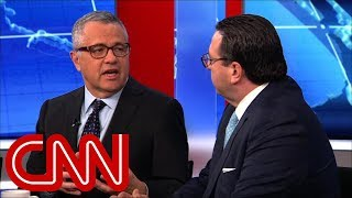 Toobin presses Cohen's lawyer: Why didn't Trump sign NDA?