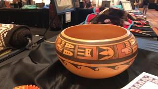 Best Of Show Preview - SWAIA - 96th Annual Santa Fe Indian Market 2017   Top Prize