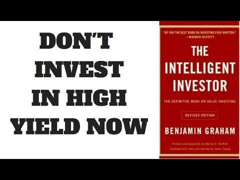 THE INTELLIGENT INVESTOR - CHAPTER 6 SUMMARY - BONDS AND IPOs