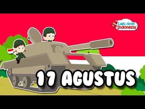 Lagu Kebangsaan Indonesia | Lagu 17 Agustus Tahun 45 | Lagu Anak Indonesia