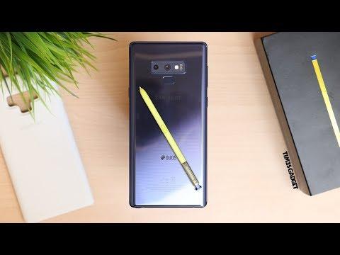 Galaxy Note 9, la recensione completa