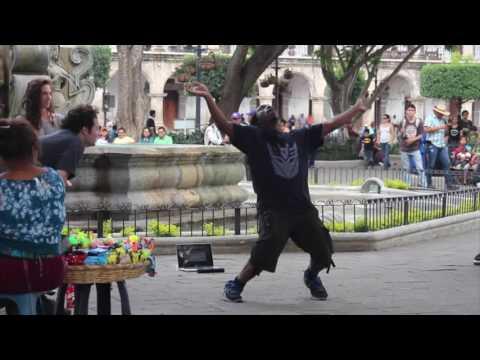 Flash Mob the Fountain! | Antigua, Guatemala | @Macklemore Can't Hold Us
