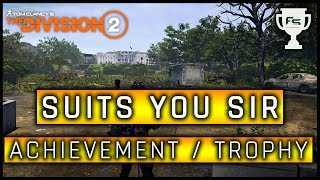 The Division 2 - Suits You Sir Achievement/Trophy Guide. All Suits Of Cards Locations (EASY METHOD)