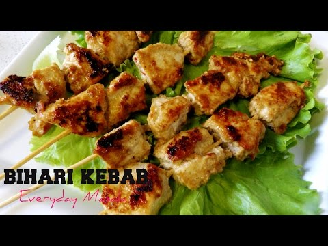 Bihari kabab | Pakistani Chicken Bihari Boti Recipes | Hungry for Goodies