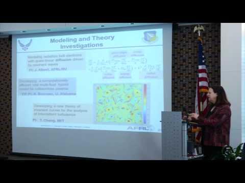 Dr. Cassandra Fesen - Space Sciences