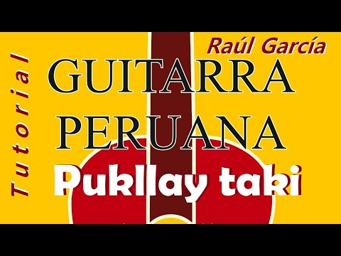 RAUL GARCIA ZARATE - PUKLLAY TAKI - Carnavales, partitura con tablatura