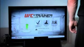 UFC Personal Trainer Olly Foster Trailer - PS3 X360 Wii [HD]