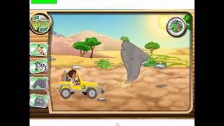 Диего Спасатель Африки прохождение. Как пройти игру