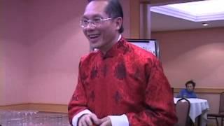 TorontoTV 多倫多網上電視 Paul Ng 伍子明 Feng Shui Talk #2 20070125