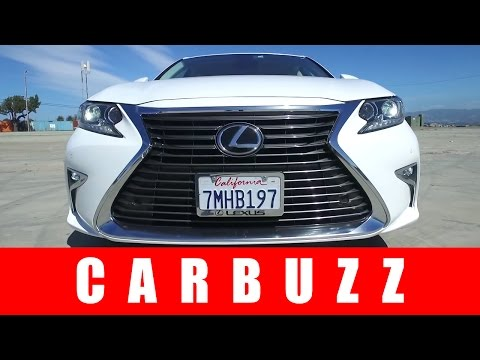 2017 Lexus ES350 UNBOXING Review - BMW Doesn't Want You To Drive This Car