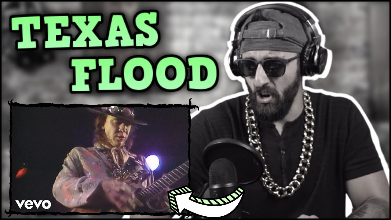 BEHIND THE BACK!? First Reaction to STEVIE RAY VAUGHAN - Texas Flood
