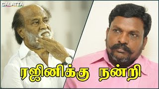 Thirumavalavan explains why they stopped Rajinikanths Sri Lanka trip