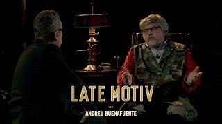 LATE MOTIV - Javier Coronas. 'Halterofobia' | #LateMotiv330