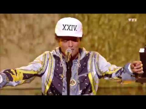 Bruno Mars 24k Magic Live au NRJ Music...