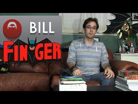 The Bob Kane/Bill Finger Debate - WD Comics