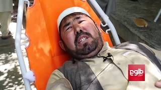 Afghans Flock To Donate Blood Following Truck Bombing