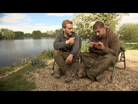 Korda Thinking Tackle Season 9: Ep1 Ali Hamidi & Tom Dove Fishing St John's | Carp Fishing