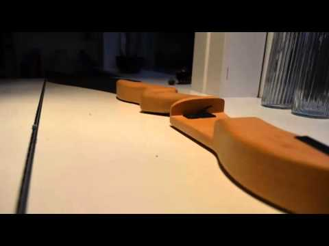 Homemade Takedown Recurve Bow