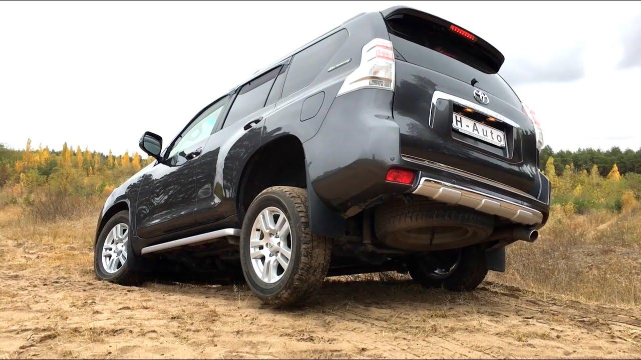 Toyota LC Prado 150 - Тест-Драйв + заезд против Lexus GX 470 (H-Auto)
