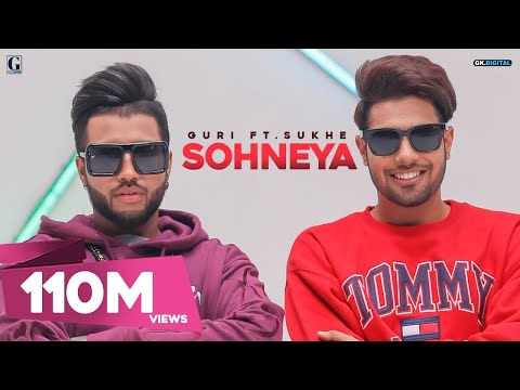 SOHNEYA : Guri Feat. Sukhe | Parmish Verma | latest Punjabi Songs 2018 | Geet MP3