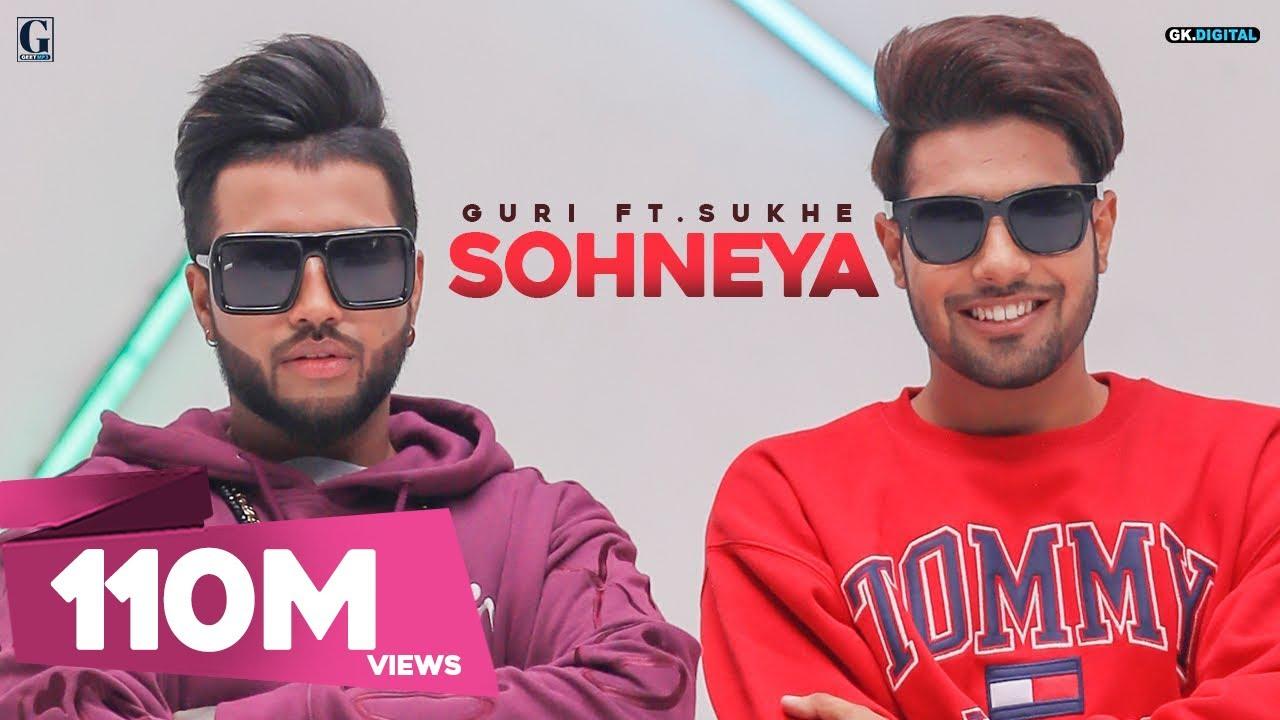 SOHNEYA : Guri (Official Video) Feat  Sukhe | Parmish Verma | latest  Punjabi Songs 2018 | Geet MP3