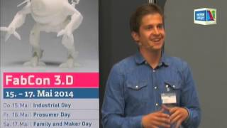 FabCon 3.D 2014: Local manufacturing through 3D Hubs by Filemon Schoffer