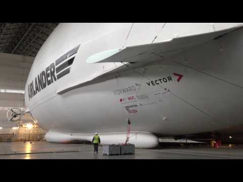 Holford Engineering and The World's Biggest Aircraft