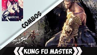 BnS Guia en Español | Combo de Kung Fu Master (KFM)