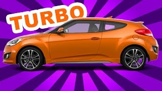 2016 Hyundai Veloster Turbo UNBOXING Review - Is This A Proper VW GTI Competitor?