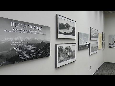 Hidden Treasure: Alaska Territory panoramic photos 1910-1932