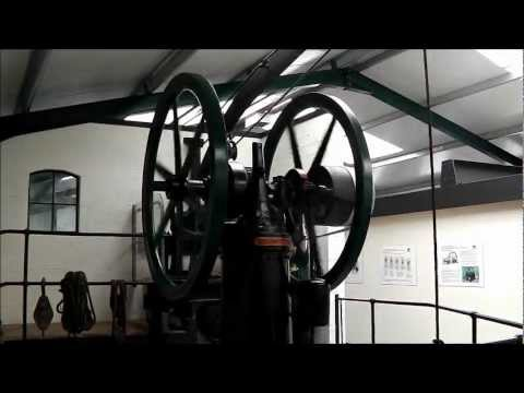 Otto Crossley Atmospheric Gas Engine - Anson Engine Museum -
