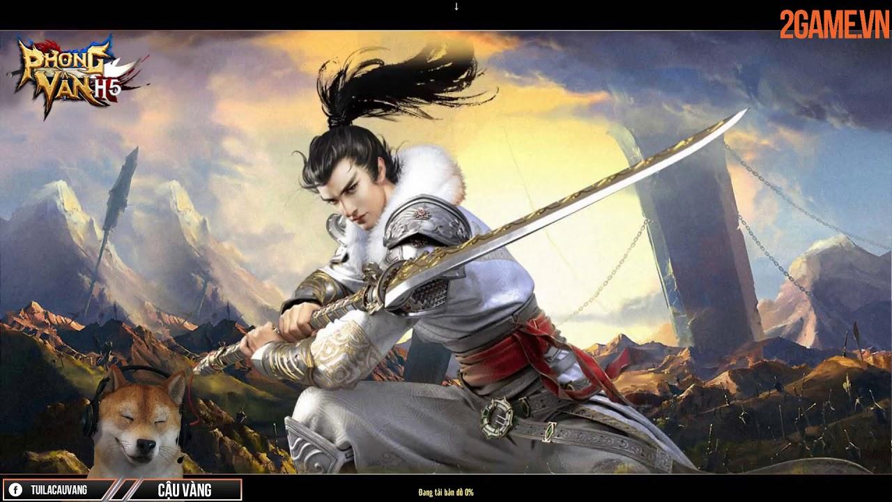 Cận cảnh Phong Vân H5 – Game nhập vai đa nền tảng giữ đúng chất chơi của webgame Phong Vân khi xưa