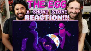THE EGG - A Short Story | REACTION!!!