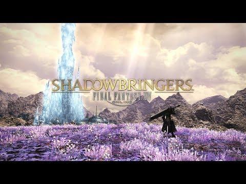 FINAL FANTASY XIV: SHADOWBRINGERS - Job Actions