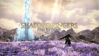 FINAL FANTASY XIV: SHADOWBRINGERS - Job Actions