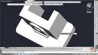 Autocad 3d Drawing 6