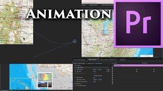 2015 için Öğretici Adobe Premiere Pro CC 22. bölüm - Animasyon & Nesne -