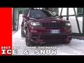 2017 Jeep Grand Cherokee On Ice & Snow