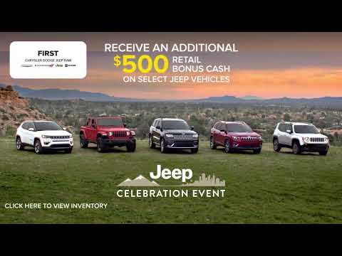 26853 NEBC YT Template - Memorial Day- Lineup Jeep Celebration Bloomington MN