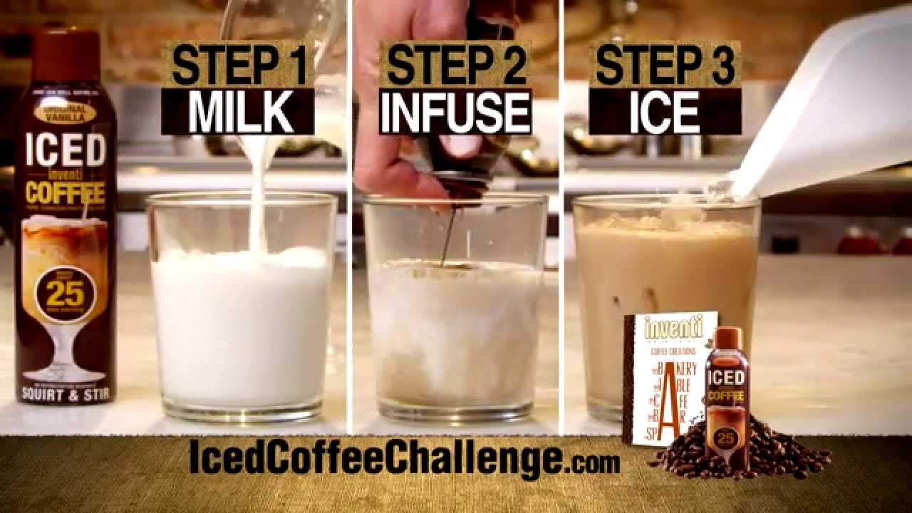 How to Make Iced Coffee - YouTube