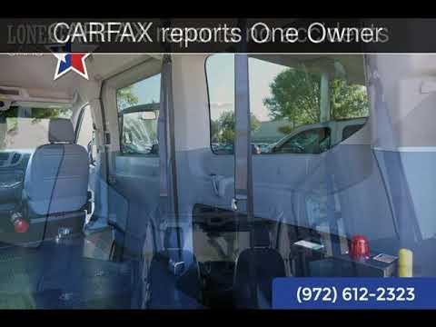 2017 Ford T150 Braun Wheelchair Lift XL Used Cars - Plano,Texas - 2019-05-12