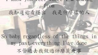 阿福(Afu)-Nothing On You中文英文歌詞對照表