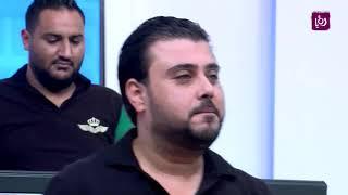 الفنان رامي الخالد وفرقة الرمثا للفلكلور الشعبي الاردني - اغنية عيد وحب